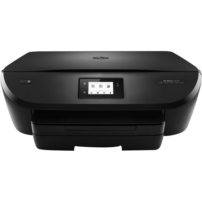 HP Envy 5540 Inkjet Multifunction Printer - Color - Plain Paper Print - Desktop