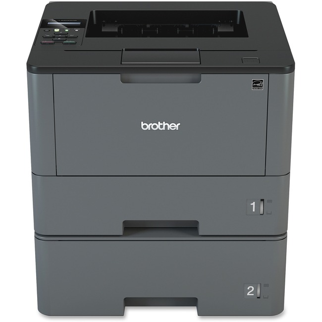Brother HL-L5200DWT Laser Printer - Monochrome - 1200 x 1200 dpi Print - Plain Paper Print - Desktop