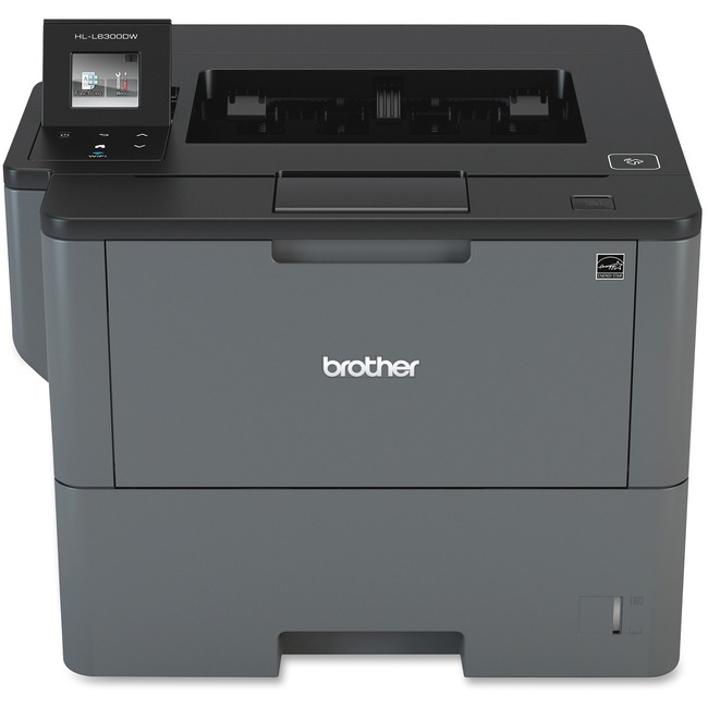 Brother HL-L6300DW Laser Printer - Monochrome - 1200 x 1200 dpi Print - Plain Paper Print - Desktop