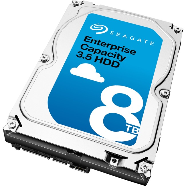 "Seagate ST8000NM0065 8 TB 3.5"" Internal Hard Drive"