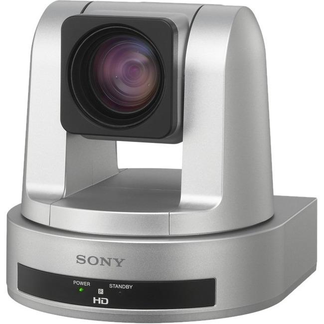 12X 1080P/60 DESKTOP PTZ CAMERA - USB 3.0 SILVER
