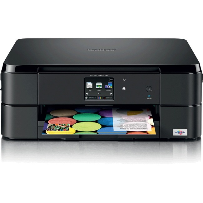 Brother DCP-J562DW Inkjet Multifunction Printer - Colour