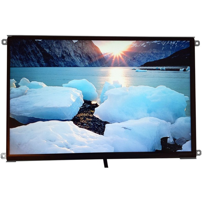 10.1 OPEN FRAME NON-TOUCH DISPLAY USB