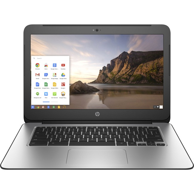 "HP Chromebook 14 G4 14"" Chromebook - Intel Celeron N2940 Quad-core (4 Core) 1.83 GHz"