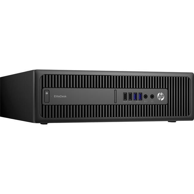 HP EliteDesk 800 G2 Desktop Computer - Intel Core i7 (6th Gen) i7-6700 3.40 GHz - Small Form Factor