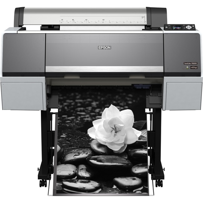 "Epson SureColor P6000 Inkjet Large Format Printer - 24"" Print Width - Color"