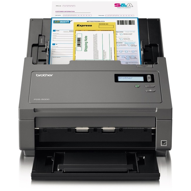 Brother PDS-5000 Sheetfed Scanner - 600 dpi Optical