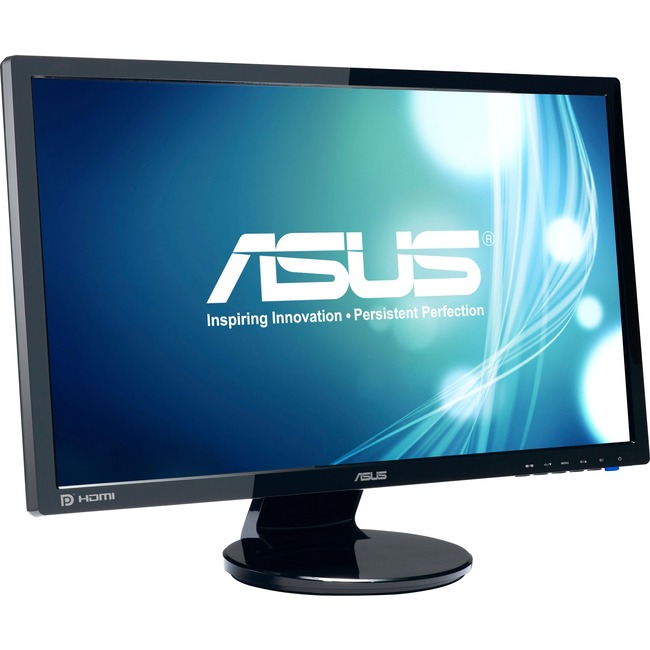 Asus VE248HR  24inch LED LCD Monitor - 16:9 - 1 ms