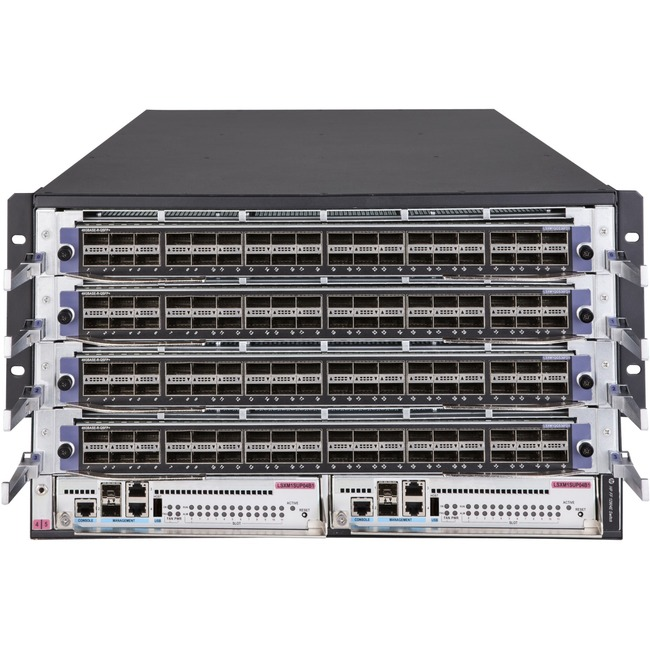 HP FlexFabric 12904E Switch Chassis