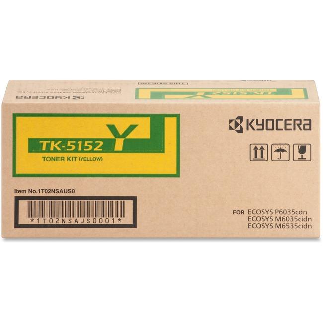 Kyocera TK-5152Y Original Toner Cartridge