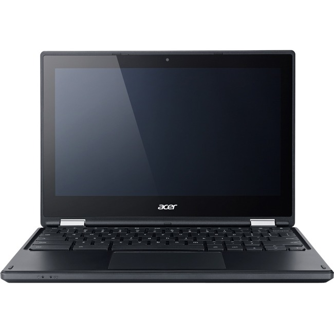 "Acer C738T-C44Z 11.6"" Touchscreen LCD Chromebook - Intel Celeron N3150 Quad-core (4 Core) 1.60 GHz - 4 GB DDR3L SDRAM -"