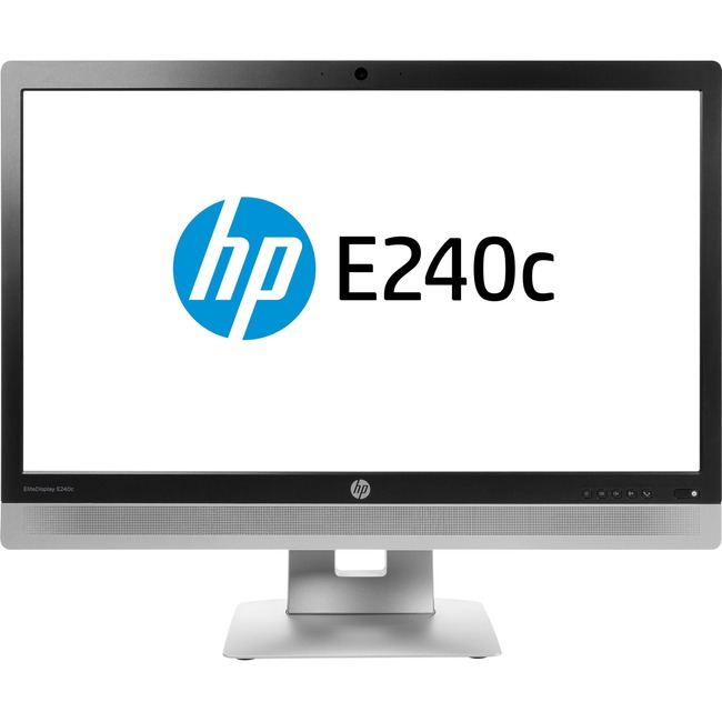 "HP Business E240c 23.8"" LED LCD Monitor - 16:9 - 7 ms"