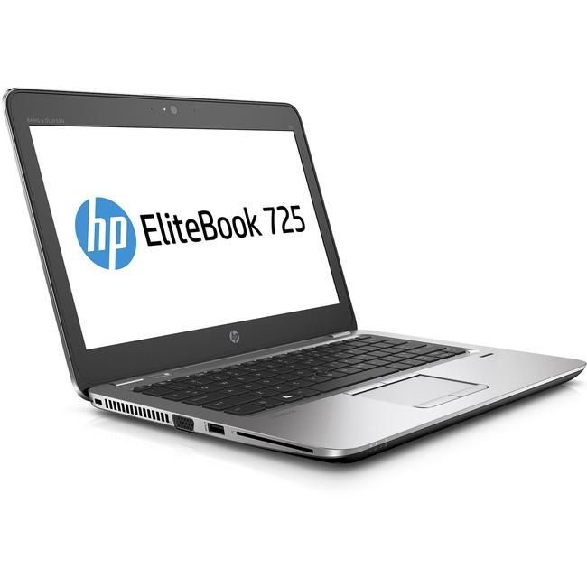 """HP EliteBook 725 G3 12.5"""" Notebook - AMD A-Series A10-8700B Quad-core (4 Core) 1.80 GHz"""