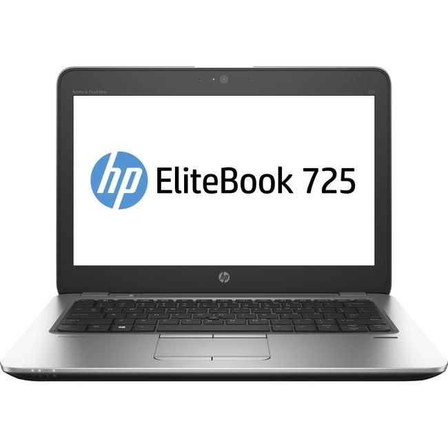 """HP EliteBook 725 G3 12.5"""" Touchscreen Notebook - AMD A-Series A10-8700B Quad-core (4 Core) 1.80 GHz"""