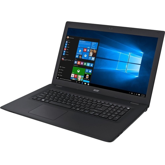 "Acer TravelMate P278-M TMP278-M-52UJ 17.3"" LED (ComfyView) Notebook 