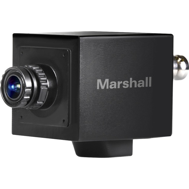Marshall Pro CV505-MB 2.5 Megapixel Surveillance Camera - 1 Pack - Color, Monochrome