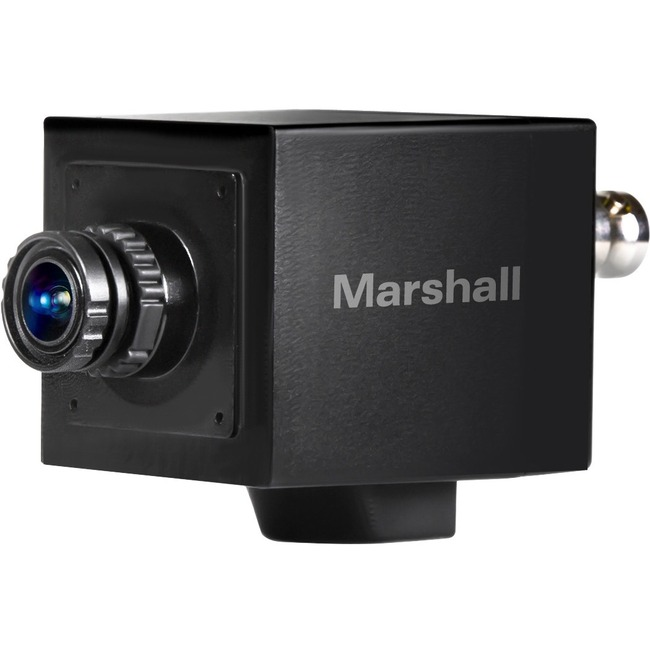 Marshall Pro CV505-M 2.5 Megapixel Surveillance Camera - 1 Pack - Color, Monochrome