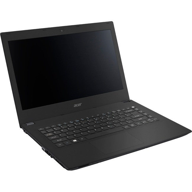 "Acer TravelMate P248-M TMP248-M-38Z5 14"" LCD Notebook - Intel Core i3 i3-6100U Dual-core (2 Core) 2.30 GHz - 4 GB DDR3L"