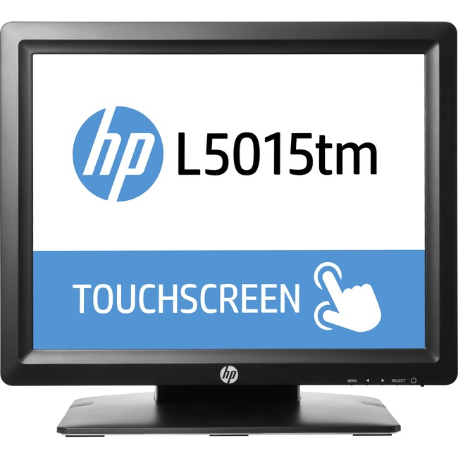 "HP L5015tm 15"" LCD Touchscreen Monitor - 4:3 - 16 ms"