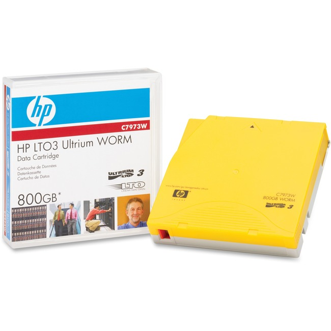 HP Ultrium 800 GB WORM Data Cartridge