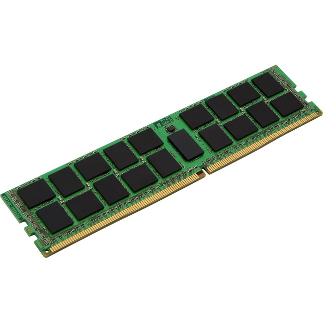 Kingston RAM Module - 32 GB 1 x 32 GB - DDR4 SDRAM - 2133 MHz - ECC - Registered - 288-pin - DIMM