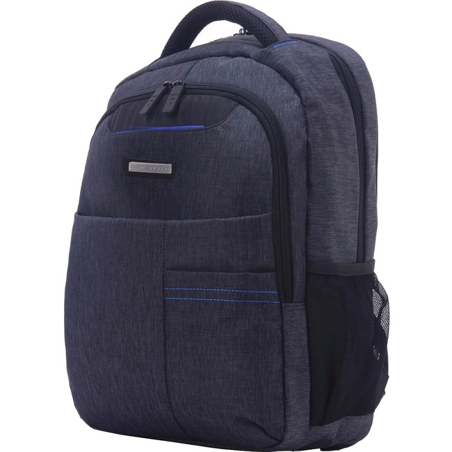"""ECO STYLE Carrying Case (Backpack) for 15.6"""" Tablet, Notebook, iPad, Business Card, Pen, Pencil, Accessories 