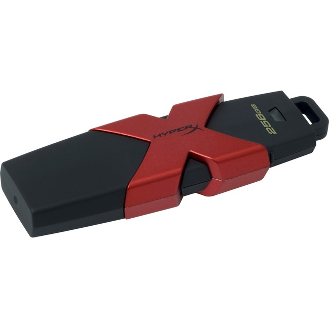 KINGSTON - DIGITAL IMAGING 256GB HX SAVAGE USB 3.1/3.0 350MB/S R 250MB/S W