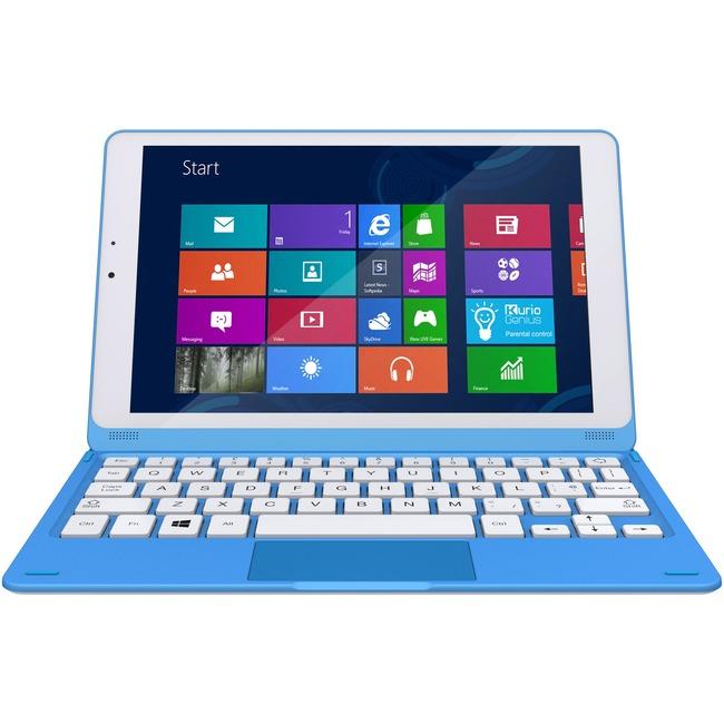 Kurio Smart 2-In-1 Tablet with detachable Keyboard, Windows