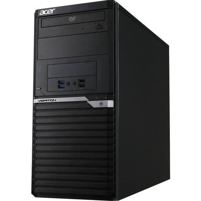 Acer Veriton M4640G Desktop Computer - Intel Core i5 (6th Gen) i5-6400 2.70 GHz