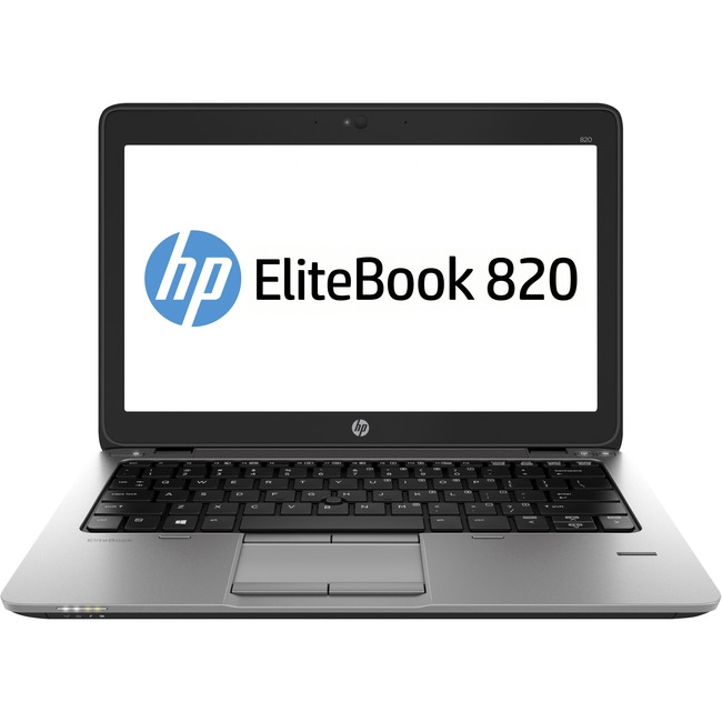 "HP EliteBook 820 G1 12.5"" Notebook - Intel Core i5 (4th Gen) i5-4300U Dual-core (2 Core) 1.90 GHz - 4 GB DDR3L SDRAM - 3"