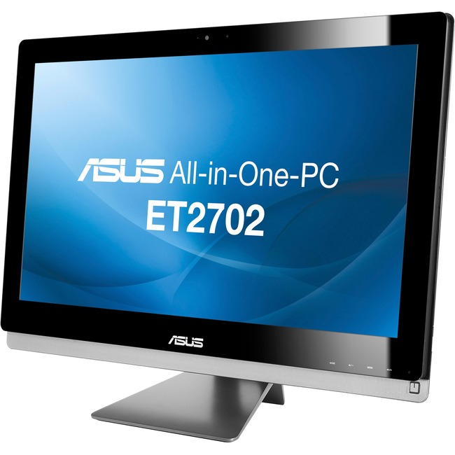 Asus ET2702IGTH-C4 All-in-One Computer - Intel Core i7 (4th Gen) i7-4770S 3.10 GHz - Desktop - Black