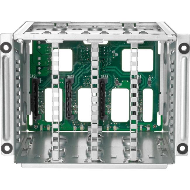 HP ML30 Gen9 4 Large Form Factor Hot Plug Hard Drive Cage Kit