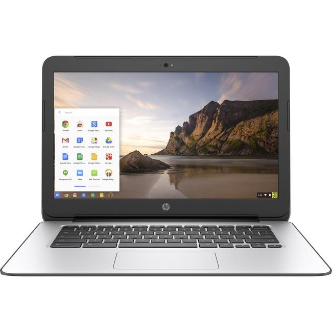 HP Chromebook 14 G4 35.6 cm 14inch Chromebook - Intel Celeron N2940 Quad-core 4 Core 1.83 GHz - 4 GB DDR3L SDRAM - Chrome OS - 1920 x 1080 - Intel HD Graphics DDR3L