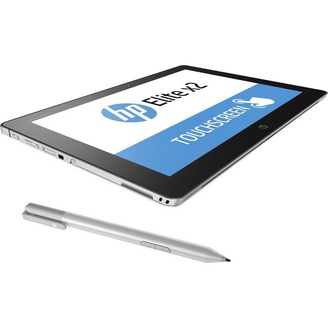 "HP Elite x2 1012 G1 Tablet - 12"" - 8 GB LPDDR3 - Intel Core M (6th Gen) m7-6Y75 Dual-core (2 Core) 1.20 GHz - 256 GB SSD"