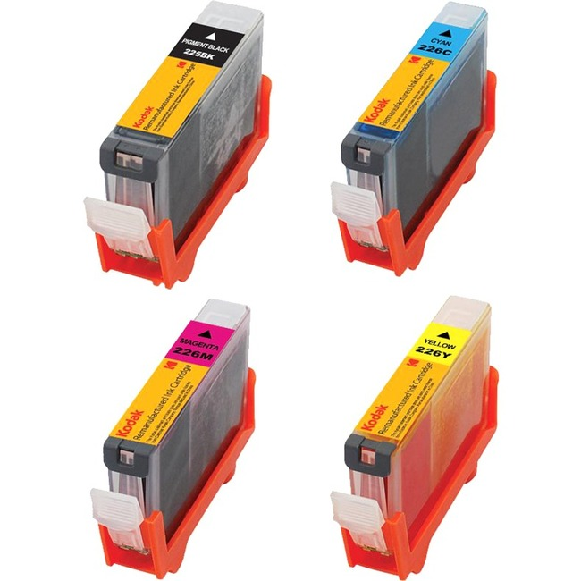 eReplacements Remanufactured Ink Cartridge - Alternative for Canon, Kodak (4530B001, 4530B008, 4530B008-KD, 4546B001, 45