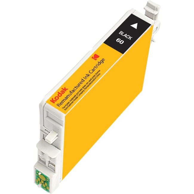 eReplacements Remanufactured Ink Cartridge - Alternative for Epson (60, T060, T060120, T060120-KD, T060220, T060220-KD,