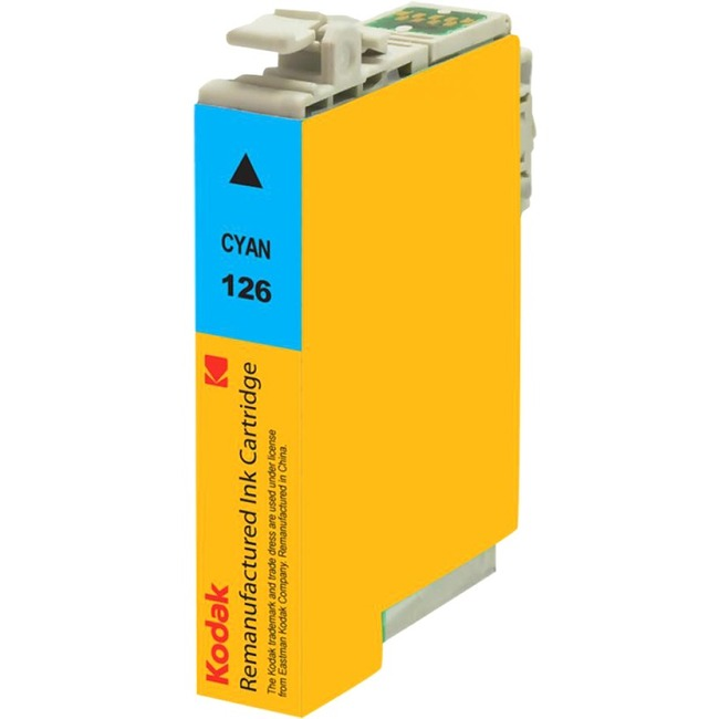 eReplacements Remanufactured Ink Cartridge - Alternative for Epson (T126, T126120, T126120-KD, T126220, T126220-KD, T126