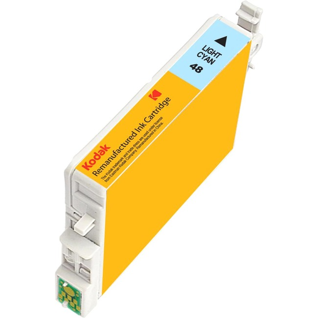 eReplacements Remanufactured Ink Cartridge - Alternative for Epson (48, T048, T048120, T048120-KD, T048220, T048220-KD,
