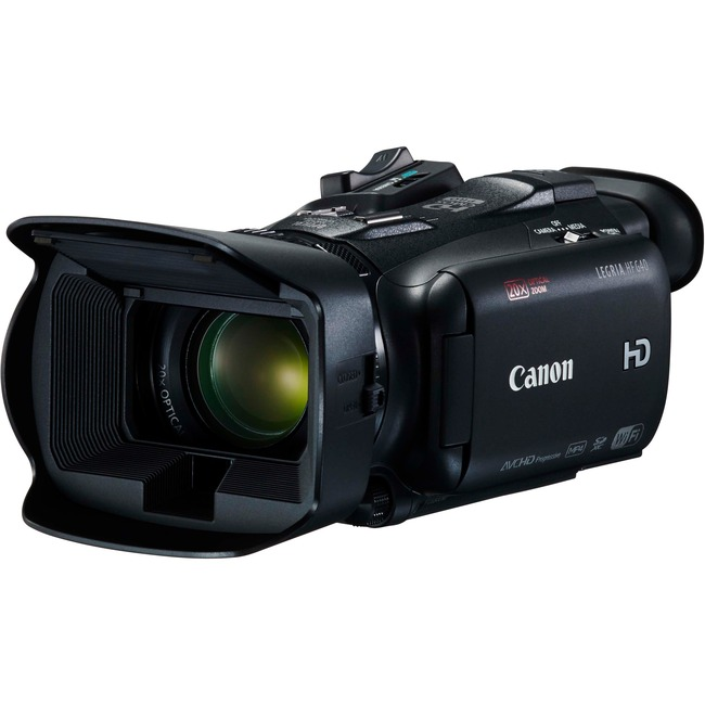 "Canon G40 Digital Camcorder - 3.5"" - Touchscreen LCD - CMOS - Full HD"