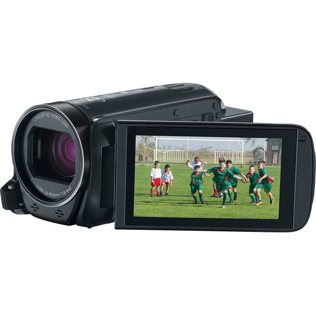 "Canon VIXIA R72 Digital Camcorder - 3"" - Touchscreen LCD - HD CMOS - Full HD"