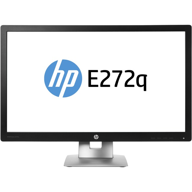 "HP Business E272q 27"" LED LCD Monitor - 16:9 - 7 ms"