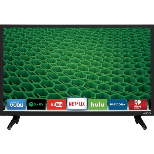 """VIZIO D D24-D1 24"""" 1080p LED-LCD TV - 16:9 - Black"""