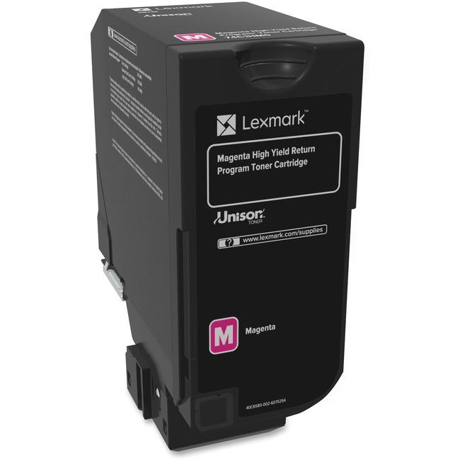 Lexmark Unison Original Toner Cartridge   Magenta
