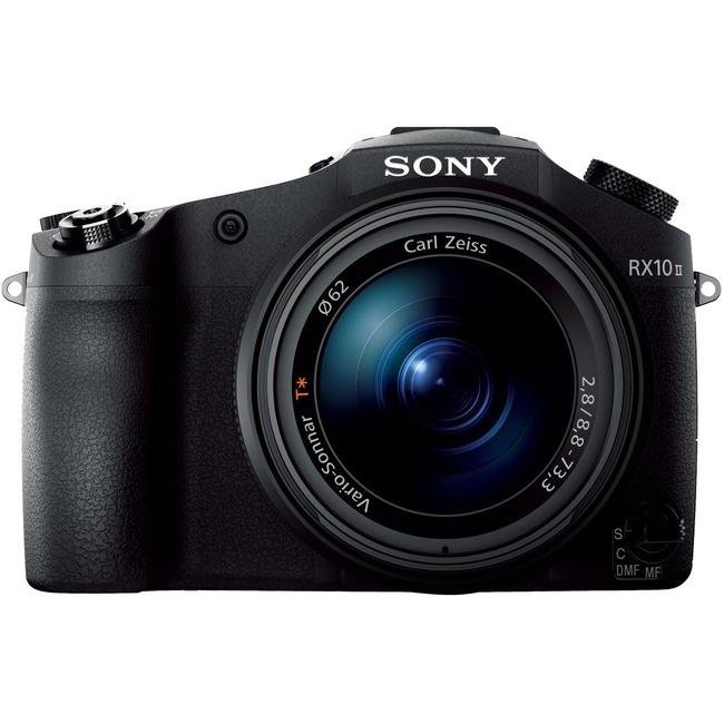 Sony Cyber-shot RX10 II 20.2 Megapixel Bridge Camera - Black