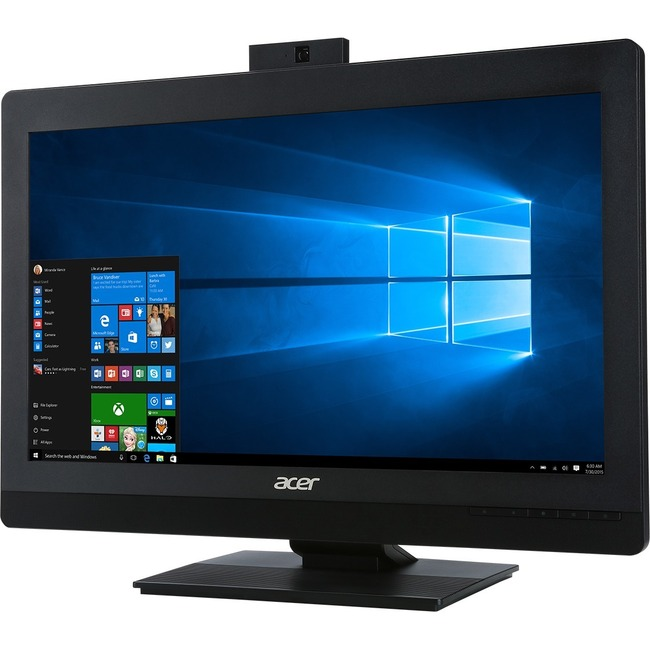 Acer Veriton Z4820G All-in-One Computer - Intel Core i5 (6th Gen) i5-6500 3.20 GHz - 8 GB DDR4 SDRAM - 1 TB HDD - 23.8""