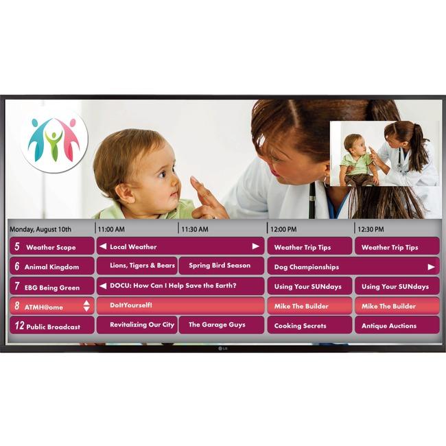 """LG LX570 43LX570M 43"""" LED-LCD TV"""