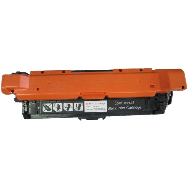 Inkjetwarehouse Remanufactured Toner Cartridge - Alternative for HP (CE264X) - Black