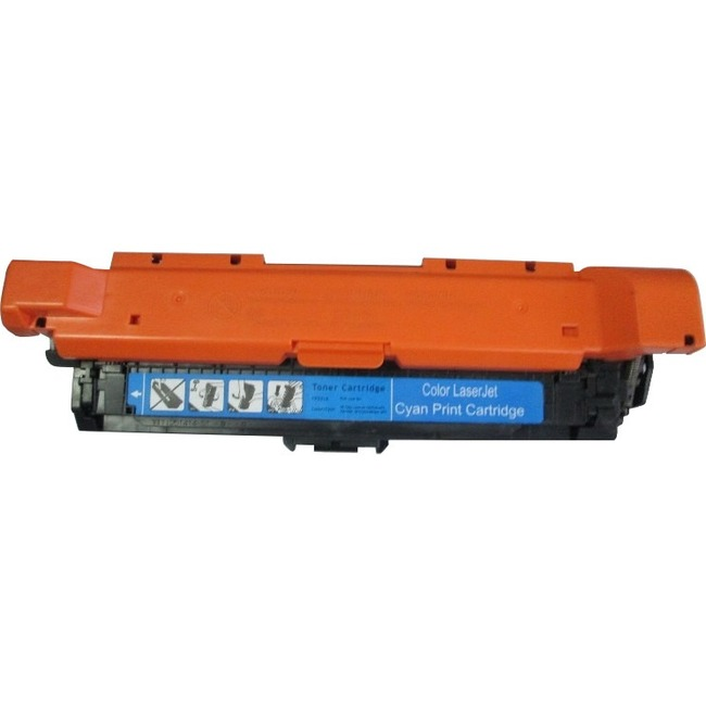 Inkjetwarehouse Remanufactured Toner Cartridge - Alternative for HP (CF031A) - Cyan