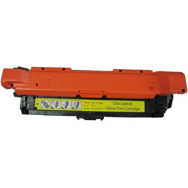 Inkjetwarehouse Remanufactured Toner Cartridge - Alternative for HP (CF032A) - Yellow