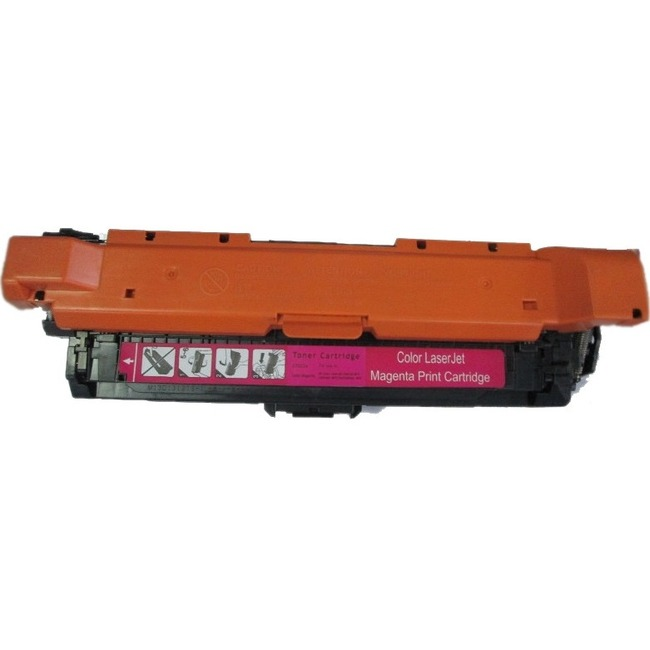 Inkjetwarehouse Remanufactured Toner Cartridge - Alternative for HP (CF033A) - Magenta